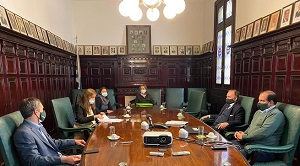 Acuerdo de Cooperación entre la Dirección General de Registros y Liga de Defensa Comercial.